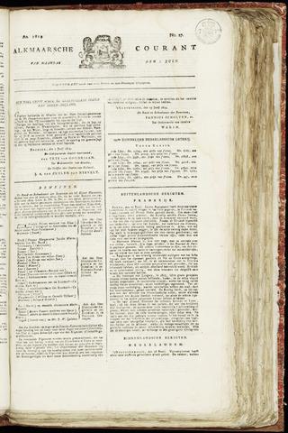 Alkmaarsche Courant 1819-07-05