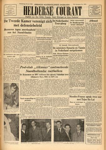 Heldersche Courant 1954-06-24