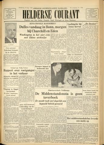 Heldersche Courant 1954-09-16