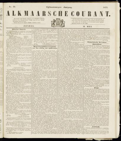 Alkmaarsche Courant 1873-05-11