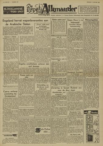 De Vrije Alkmaarder 1950-01-17