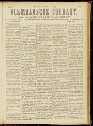 Alkmaarsche Courant 1919-02-13
