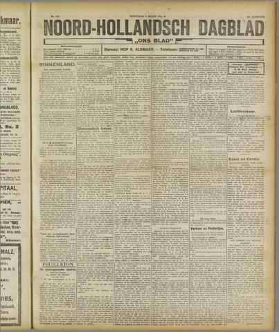 Ons Blad : katholiek nieuwsblad voor N-H 1921-03-09
