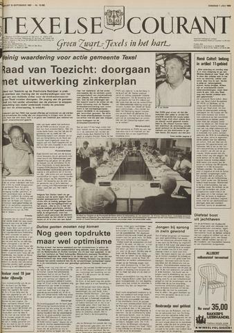 Texelsche Courant 1986-07-01