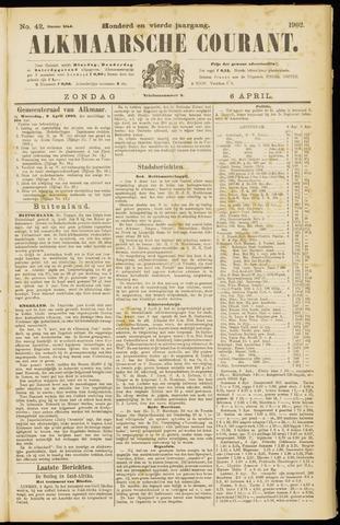 Alkmaarsche Courant 1902-04-06