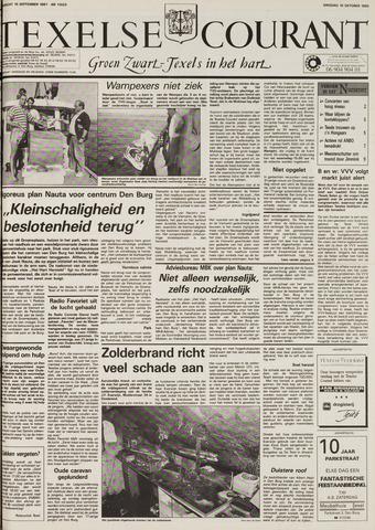 Texelsche Courant 1995-10-10