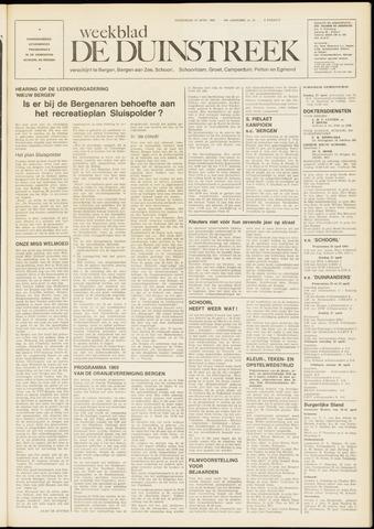 De Duinstreek 1969-04-24