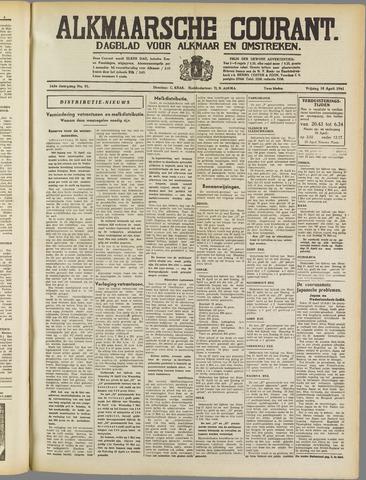 Alkmaarsche Courant 1941-04-18