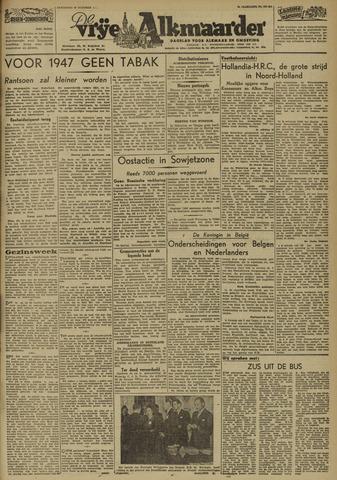 De Vrije Alkmaarder 1946-10-26