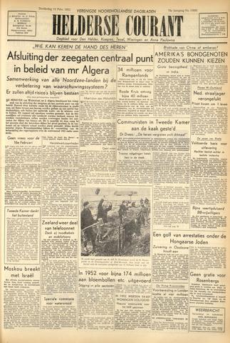 Heldersche Courant 1953-02-12