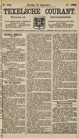 Texelsche Courant 1896-09-13