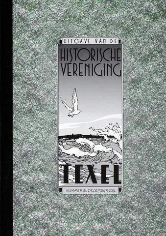 Uitgave Historische Vereniging Texel 2006-12-01