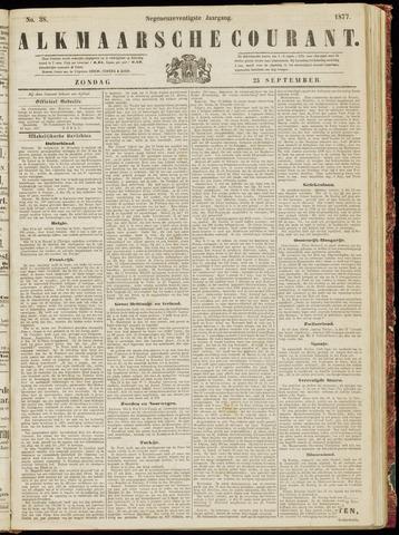 Alkmaarsche Courant 1877-09-23