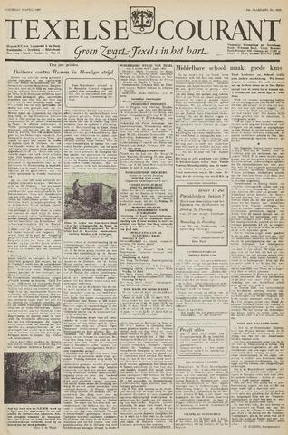 Texelsche Courant 1955-04-09