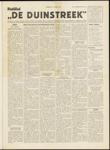 De Duinstreek 1952-04-11