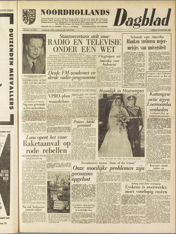 Noordhollands Dagblad : dagblad voor Alkmaar en omgeving 1961-01-13