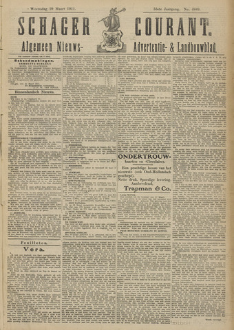 Schager Courant 1911-03-28