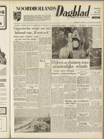 Noordhollands Dagblad : dagblad voor Alkmaar en omgeving 1954-12-23