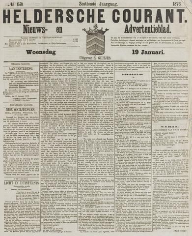 Heldersche Courant 1876-01-19
