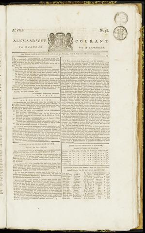 Alkmaarsche Courant 1837-09-18
