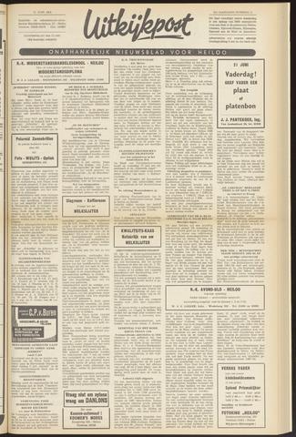 Uitkijkpost : nieuwsblad voor Heiloo e.o. 1964-06-11