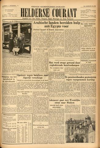 Heldersche Courant 1955-09-03