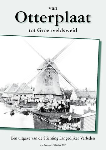 Van Otterplaat tot Groenveldsweid 2017