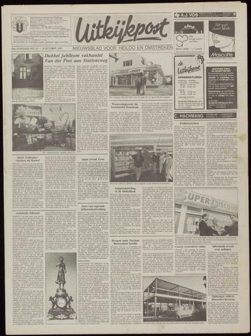 Uitkijkpost : nieuwsblad voor Heiloo e.o. 1991-10-09
