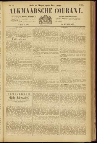 Alkmaarsche Courant 1896-02-14