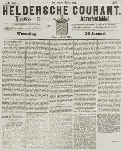 Heldersche Courant 1876-01-26