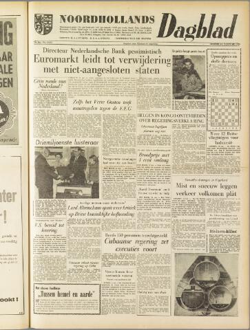 Noordhollands Dagblad : dagblad voor Alkmaar en omgeving 1959-01-15