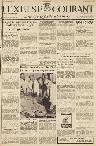 Texelsche Courant 1967-08-22