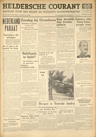 Heldersche Courant 1940-04-12