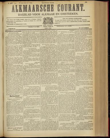 Alkmaarsche Courant 1928-10-12