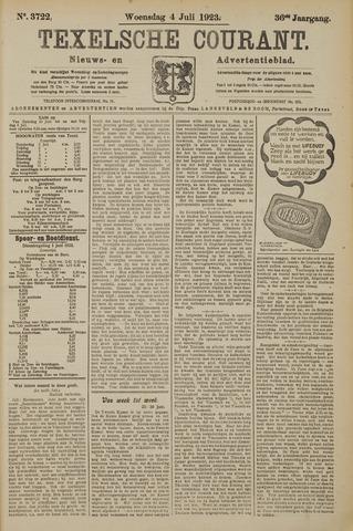 Texelsche Courant 1923-07-04