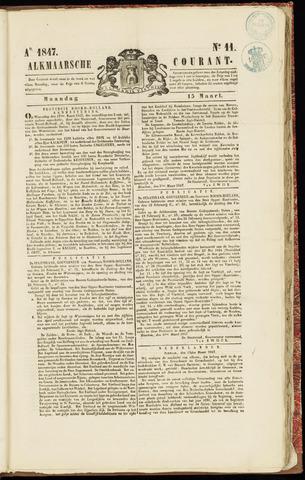 Alkmaarsche Courant 1847-03-15