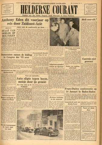 Heldersche Courant 1955-01-06
