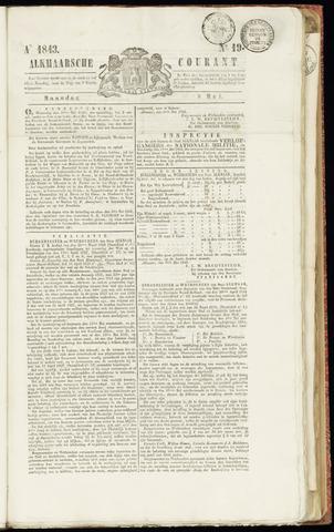 Alkmaarsche Courant 1843-05-08