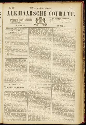 Alkmaarsche Courant 1883-05-13