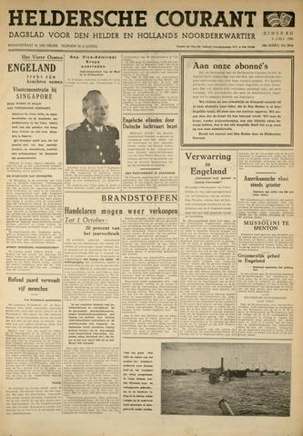 Heldersche Courant 1940-07-02