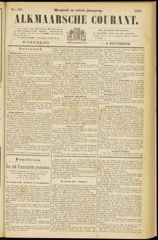 Alkmaarsche Courant 1899-11-08