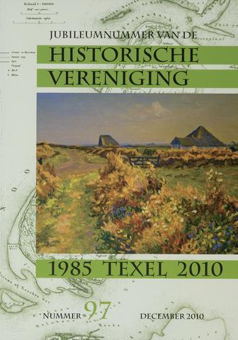 Uitgave Historische Vereniging Texel 2010-12-01