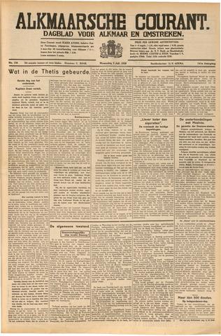 Alkmaarsche Courant 1939-07-05