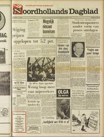 Noordhollands Dagblad : dagblad voor Alkmaar en omgeving 1969-04-02