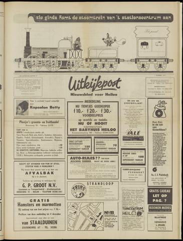 Uitkijkpost : nieuwsblad voor Heiloo e.o. 1971-12-01