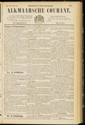 Alkmaarsche Courant 1901-06-26
