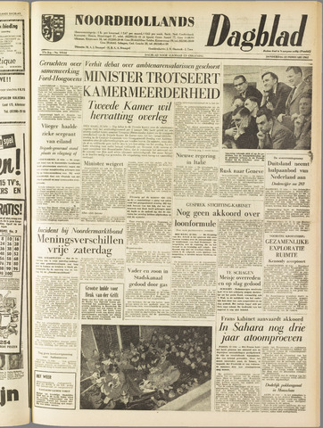 Noordhollands Dagblad : dagblad voor Alkmaar en omgeving 1962-02-22