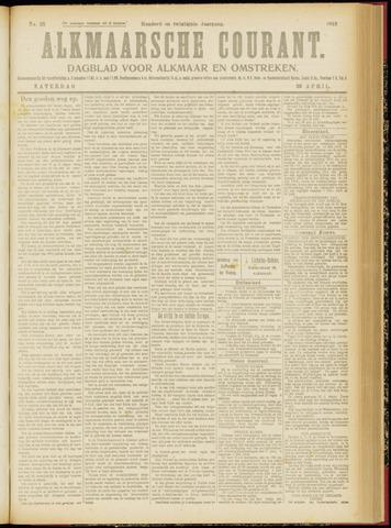 Alkmaarsche Courant 1918-04-20