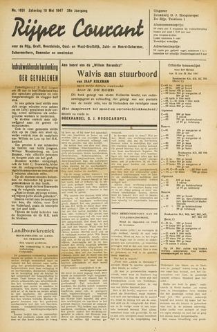 Rijper Courant 1947-05-10