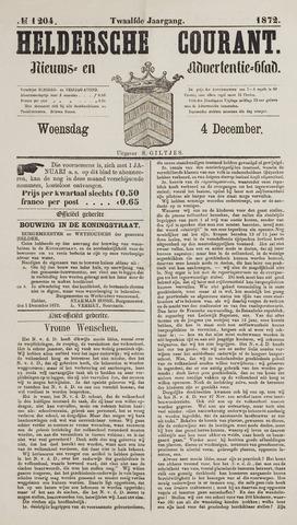 Heldersche Courant 1872-12-04